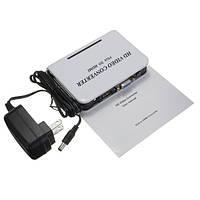 1080p аудио VGA для HDMI HD HDTV видео конвертер для ПК