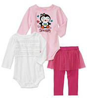 Комплект Garanimals для новорожденной девочки
