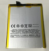 Оригинальный аккумулятор (АКБ, батарея) BT42C для Meizu M2 Note 3100mAh