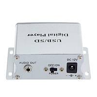 12V мини модуль читателя MP3-плеер с дистанционным управлением
