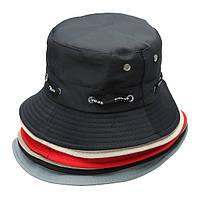 Мужская хлопка шляпа солнца летом ведро рыбная ловля пешие прогулки в Fedora сафари кап