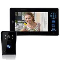 Эннио ct8501a11 7-дюймовый беспроводной видео дверной звонок телефон внутренней связи