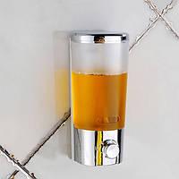 Настенный ванной жидкое мыло диспенсеры ручной пресс дозатор для жидкого мыла