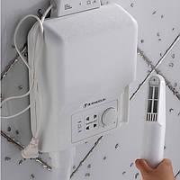 Ванная комната настенный фен кожа электрический волосы сухие машина