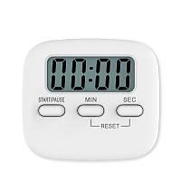 Электрический цифровой таймер для кухни Большие цифры Громкая сигнализация Магнитная подставка для стойки с большим LCD дисплей Таймер