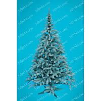 Ёлка, ель искусственная литая 1.5м Президентская (голубая), новогодняя елка, сосна на новый год, искуственная ёлка