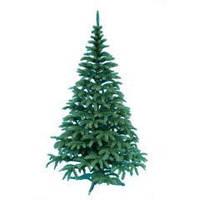 Ёлка, ель искусственная литая 2.1м Президентская (зелёная), новогодняя елка, сосна на новый год, искуственная ёлка