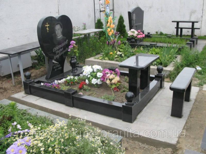 Памятник Сердце № 101