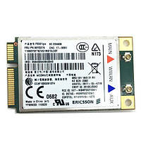 БУ Модем 3G Ericsson F5521gw, модуль GPS, Mini PCI Express (F5521gw)