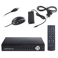 Сек.264 1080p и 8-канальный CCTV камеры безопасности автономного DVR супер задачам видеонаблюдения