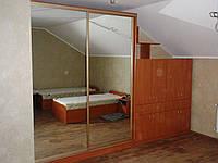 Шкаф-купе зеркало ДСП, фото 1