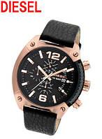 Мужские часы наручные хронограф Дизель, элитные часы, часы diesel, часы дизель мужские, часы хищник