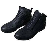 Кожаные сапоги для верховой езды сапоги мотоцикла сапоги гонки для scoyco mbt002