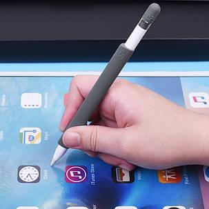 Карандаш Чехол с капюшоном и крышкой для Apple Pencil для iPad Pro 9.7/Pro 10.5/Pro 12.9 , фото 2