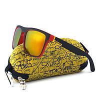 KDEAMKD156UV400Наоткрытомвоздухе Спортивные поляризованные солнцезащитные очки Красочные солнечные очки для вождения Велоспорт Очки