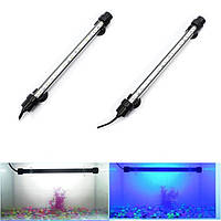 28см аквариум рыбы танк водонепроницаемый LED свет бар погружной