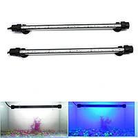 48см аквариумных рыб бак водонепроницаемый LED свет бар погружной