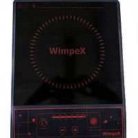 Индукционная плита WimpeX 1321 2000W Таймер, многофункциональная