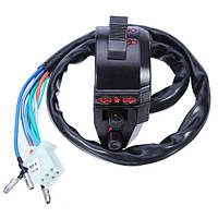 Мотоцикл поворота переключатель электрический выключатель зажигания для SL-GN Xjt