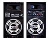 Колонки профессиональные Towel Hi-Fi T- USB 66 A, профессиональные акустические колонки, музыкальные колонки