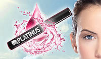 Средство для роста ресниц и бровей Platinus Lashes, эффективный раствор гель масло для роста ресниц
