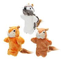 27CM Фаршированные животные Белки Сказки ручной кукол Classic Дети рис игрушки Плюшевые животные