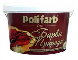 Краска Краски природы Cочный виноград, Polifarb 4,2 кг