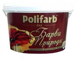 Краска Краски природы Ванильный крем, Polifarb 4,2 кг
