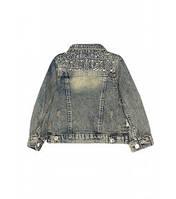 Курточка джинсовая для девочки Артикул 39.0918