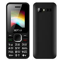 SERVOV82101.77дюймов1500mAhBluetooth GPRS Вибрация FM Радио Мобильный телефон с двойной SIM-картой