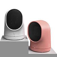 500W Портативный мини-космический электрический Керамический Нагреватель Персональный Нагреватель Вентилятор для домашнего и офисного ис