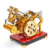 V1-45 Стирлинг Двигатель Модель обучения Discovery Toy Набор Коллекция подарков
