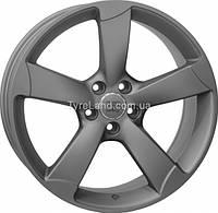 Литые диски WSP Italy W567 Giasone 7.5x17/5x100 D57.1 ET36 (Matt Gun Metal)
