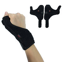 1PcsзапястьеподдержкиBraceсThumb Spica Hand Support Breathable Sports Medicine Thumb Stabilizer