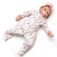 22 55 см Lifelike Newborn Силиконовый Винил Reborn Baby Кукла Handmade Reborn Куклаs