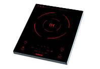 Кухонная плитка индукционная (1 конфорка) Vitalex VT-50, индукционная плитка настольная, плитка 1 конфорочная