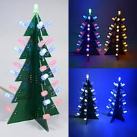 Geekcreit® DIY Звездный эффект 3D LED Декоративная новогодняя елка Набор