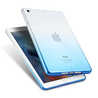 GradientцветTransparentSoftТПУЧехол Для iPad Air/Воздух 2