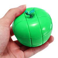 РождественскийТретийОрденКрасныйЗеленыйЯблочный Стиль Странные формы Пазлы Волшебный Палец Кубики для Детей Подарок