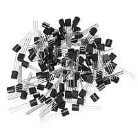 1000 штук S9014 TO-92 Усилитель Электронный компонентный блок транзисторов Triode