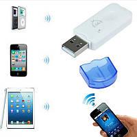 Музыкальный приемник адаптер bluetooth, аудио приемник, блютуз USB, приемник адаптер для iphone