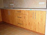 Кухня фасады Ольха рамка, фото 1