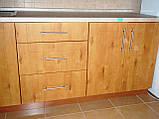 Кухня фасады Ольха рамка, фото 2