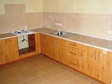 Кухня фасады Ольха рамка, фото 4