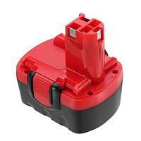 14.4V3000mAhМощностьИнструментБатареяNi-Mh Батарея для Bosch