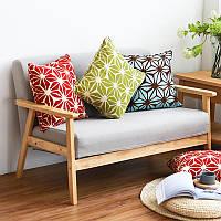 Honana WX-XY3 45cmx45cm Творческий Soft Наволочка надувной подушки Авто Подушка для подушки подушки для сиденья Стул для офиса Подушка для дома