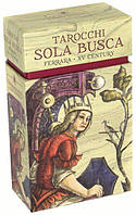 Tarocchi Sola Busca (Ferrara XV сentury)  / Таро Сола Буска (репродукция 15-го века)