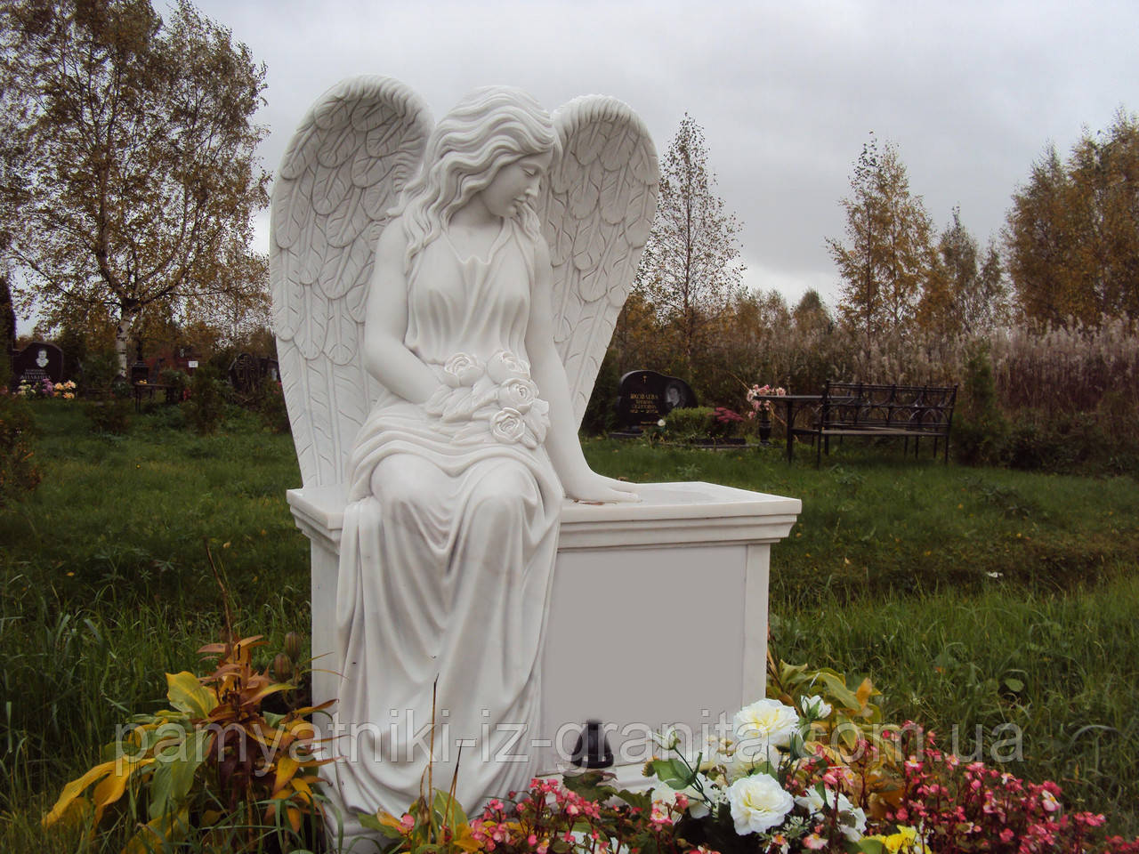 Памятник Ангел № 1