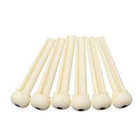 6 шт. Гитарные штыри для переноски пластиковых струн для подставки акустической гитары