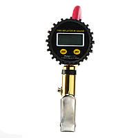 Цифровой Авто Измеритель уровня инфлятора для автомобильных шин грузового автомобиля LCD Тестер измерительных приборов
